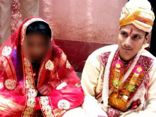 Marriage Held Jail Campus In Jumai