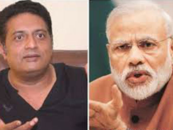 Karnataka Assembly Elections 2018 Actor Prakash Raj Slams Pm Narendra Modi