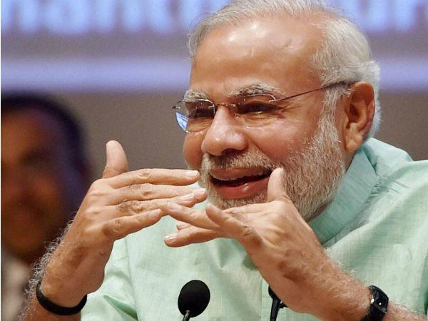 Narendra Modi Most Liked Leader World On Facebook Says Study