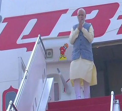 Pm Modi Leaves To Malaysia On His Three Nation Tour Second Leg
