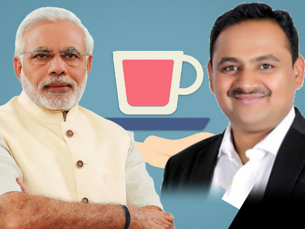 Success Story Navnat Yewle Who Become Crorepati Selling Tea