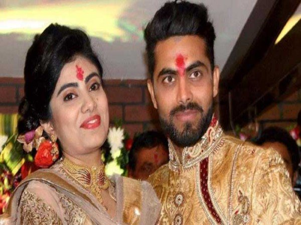 Ravindra Jadeja Wife Riva Solanki Allegedly Thrashed A Police Personnel