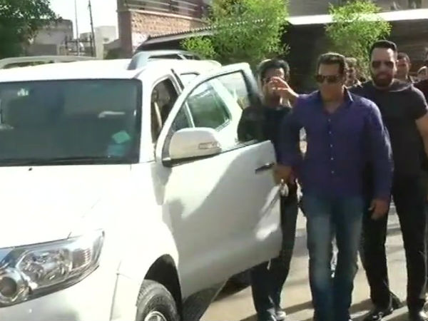 Black Buck Case Salman Khan To Appear Before Jodhpur Court