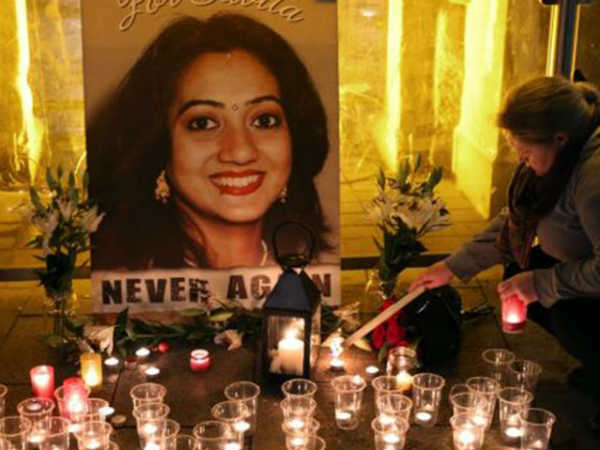 Ireland Set End Abortion Ban Six Yars After The Death Indian Woman