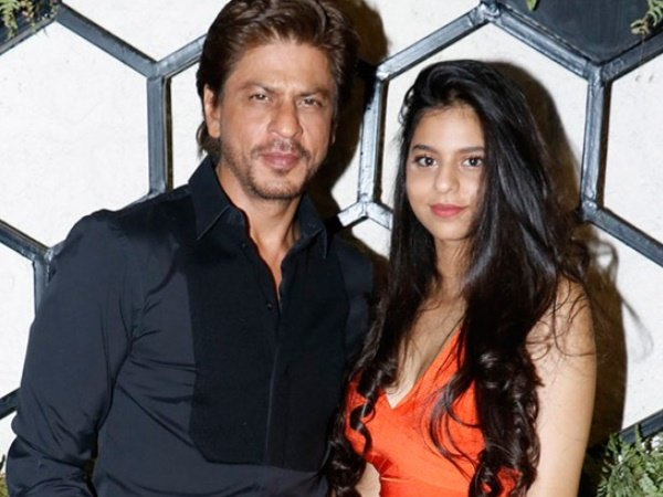 Shah Rukh Khan Shares Heart Warming Message On Daughter Suhana Khan 18th Birthday On Social Media