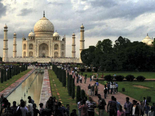 Supreme Court Expressed Concern Over Change Of Colour Of The Iconic Taj Mahal At Agra