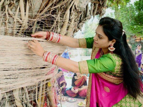 Vat Savitri Vrat Celebreted 15 May 2018 Read Puja Vidhi Muhurat