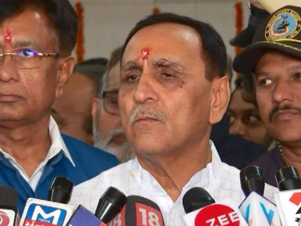 Gujarat Cabinet Resuffling May Be After Karnatakka Result