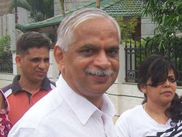 Bjp S Two Time Mla Jayanagar Mla B N Vijaykumar No More