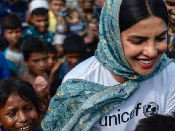 Priyanka Chopra Dont Know Rohingya Muslims Reality Says Bjp Mp Vinay Katiyar