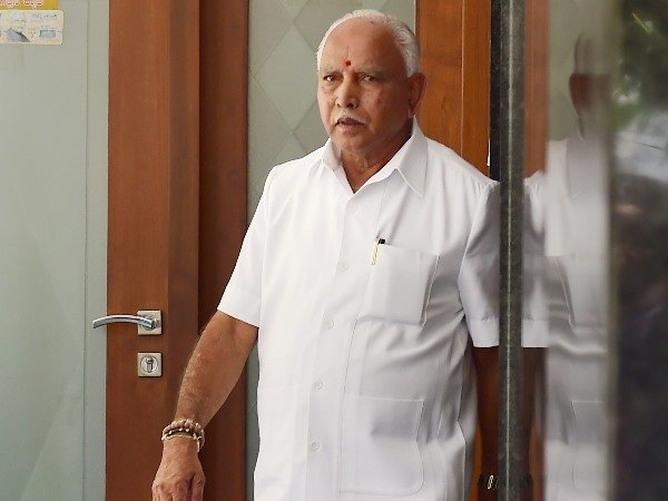 B S Yeddyurappa Caught Trying To Lure Congress Mla Bc Patil Alleged And Released Fresh Audio
