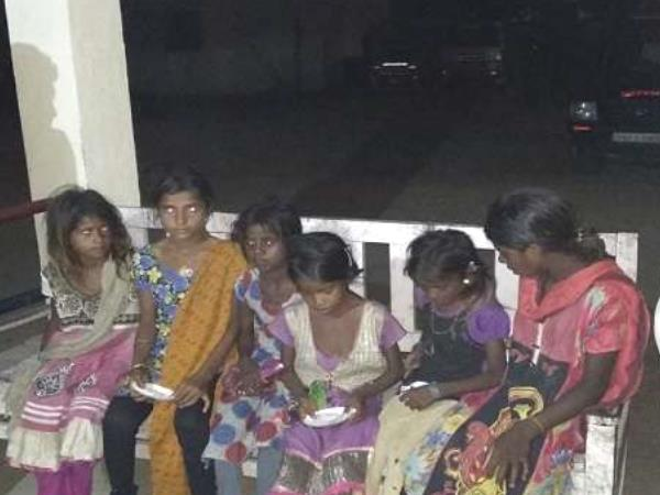 Mirzapur Police Handover 6 Girls To Their Parents Who Allegedly Lost