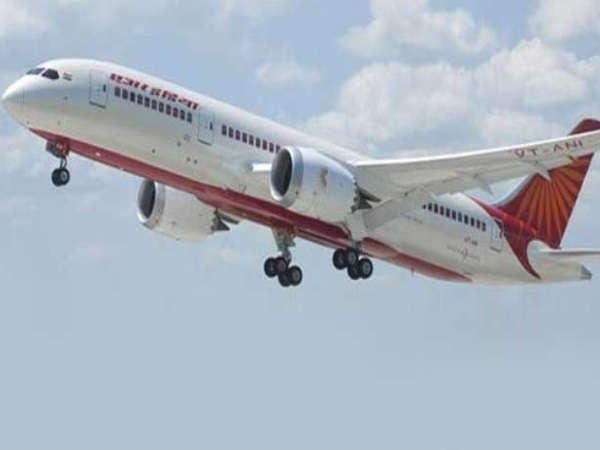 Air India S Ahmedabad Mumbai Ai 985 Fresh Air Flyer Deploys Evacuation Slide