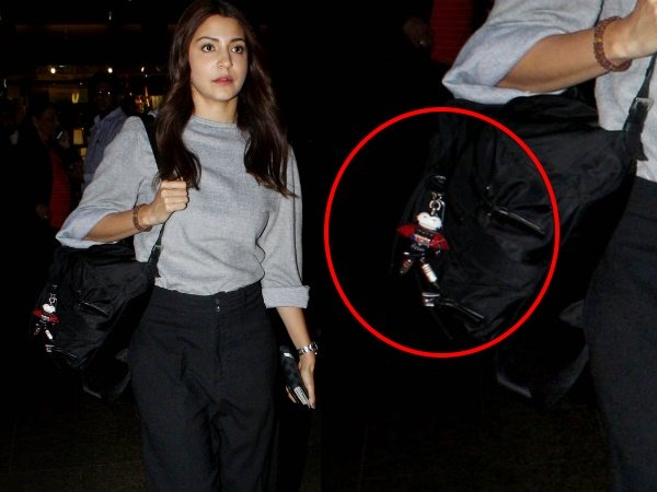 The Price Actress Anushka Sharma S Prada Key Chain Can Fund You A Solo Foreign Trip