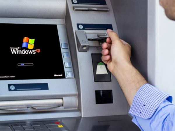 Banks Not Updated Windows Despite 5 Years Warnings Atms Coul