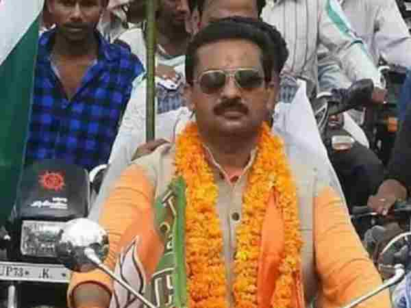 Bjp Mla Speaks Against Muslims In Allahabad