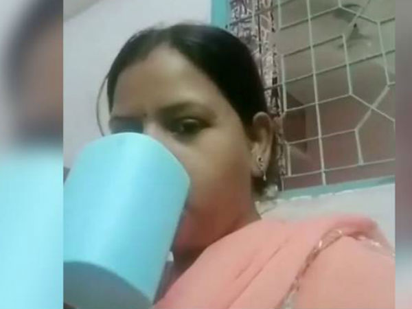 Chai Pi Lo Video Of Lady Goes Viral On Social Media For No Reason