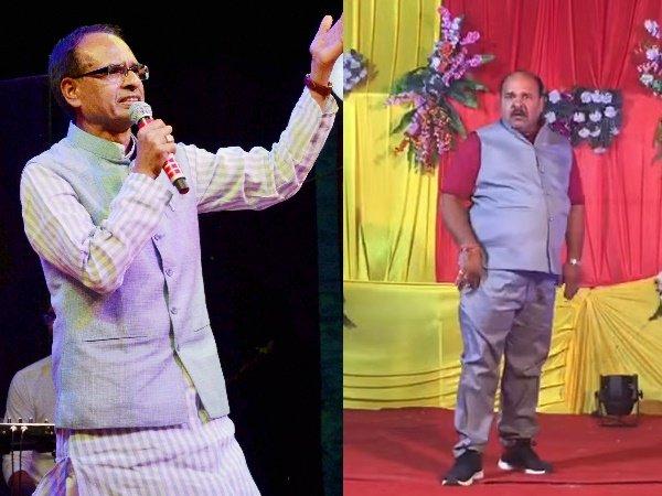 Mp Cm Shivraj Singh Chouhan Praises Sanjeev Srivastava Whose Dance Viral Is Breaking The Internet