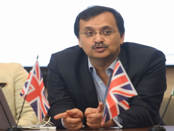 Uk India Week 2018 Indian Students Are Going Everywhere But Not To The Uk Dinesh Patnaik