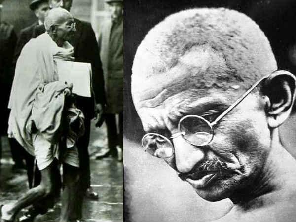 th June 1893 Mohandas Karamchand Gandhi Is Forcibly Removd From Whites Only Train Carriage