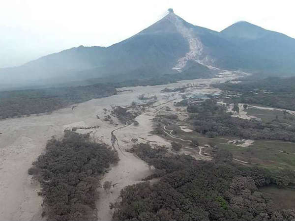 Toll Rises Guatemala Volcano 62 As Some More Bodies Recovered From A Village