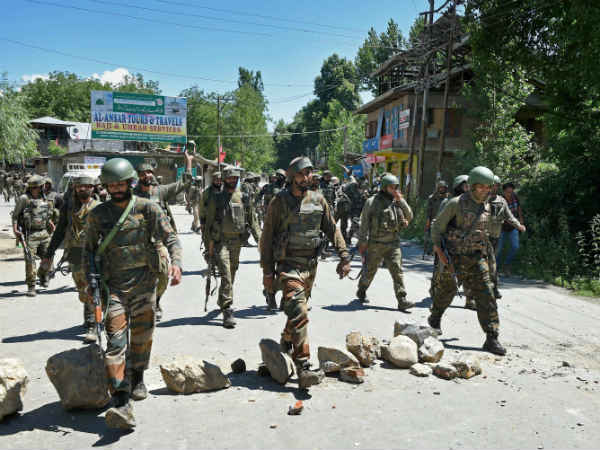 Crpf Soldiers Injured In Terror Attack In Jammu Kashmir Anantnag