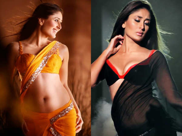 Kareena Kapoor 10 Best Pictures Sari