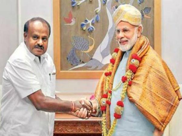 Fitnesschallenge Kumaraswamy Responds Pm Modi Says More Concerned About Karnataka Fitness