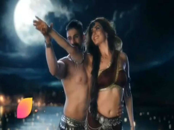 Naagin 3 Rajat Tokas Karishma Tanna Romantic Video