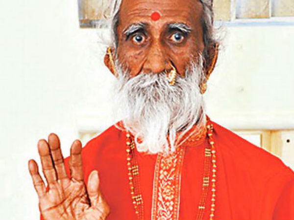 Prahlad Jani Man Who Claims That He Never Eat Anything For 80 Years Will Live 1000 Years