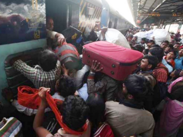 Indian Railways Charge Passengers Over Extra Luggage Know How Much You Can Carry