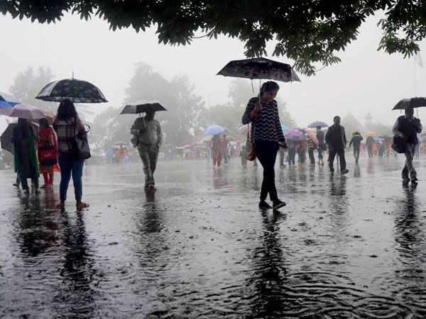 Monsoon Updates Imd Issues Warning Heavy Rain Thunderstorms Several States