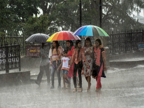 Monsoon Update Rain Batters West Coast Fishermen Advised