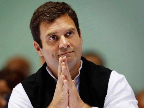 Happy Birthday Rahul Gandhi Congress President Celebrating His 48th Birthday