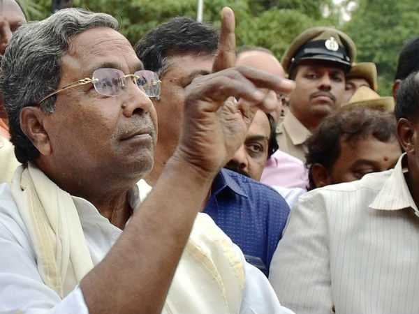 Karnataka Cracks Congress Jds Alliance Video Siddaramaiah Expressing Doubts On It