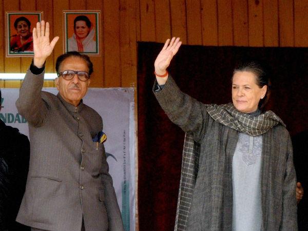 Senior Congress Leader Says Parvez Musharraf Was Right Kashm