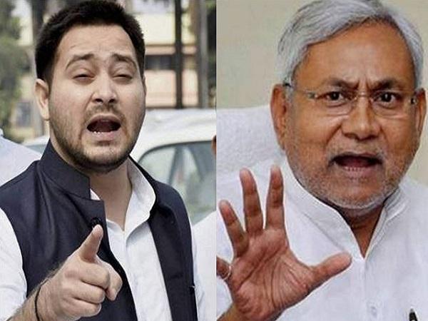 Nitish Kumar Inquires About Lalu Prasad Health Tejashwi Yadav Called It Late Courtesy Call