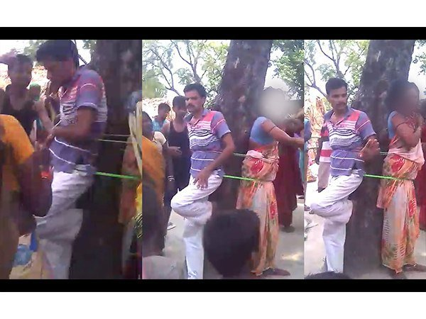 Wife His Lover Beaten Husband In Lucknow