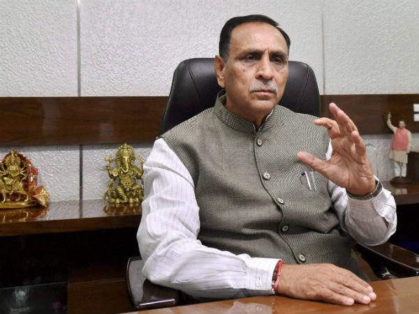 Cyber Crime Police Investigate For Vijay Rupani Resignation Rumour