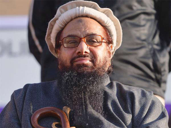 Spread Violence Kashmir Valley Hafeez Saeed