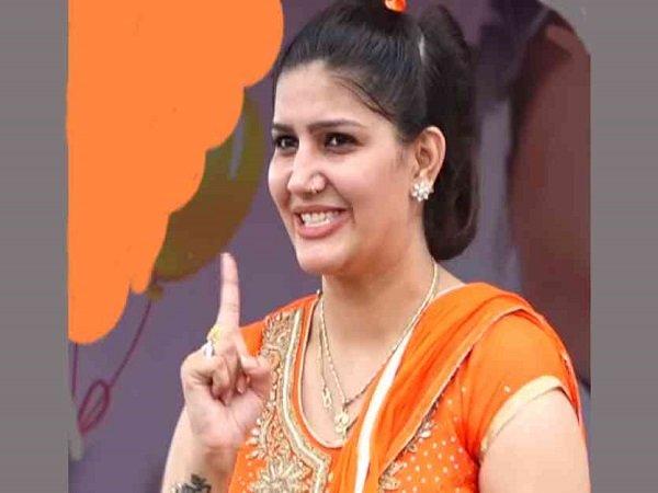 Sapna Chaudhary Reacts Over Bjp Mp Ashwini Chopra What You S