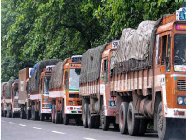 Truckers Go On Strike From Today Cut Down Fuel Prices Aroun