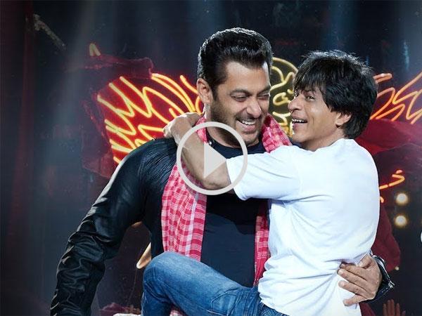 Shahrukh Khan S Zero Teaser Released Salman Khan Cameo