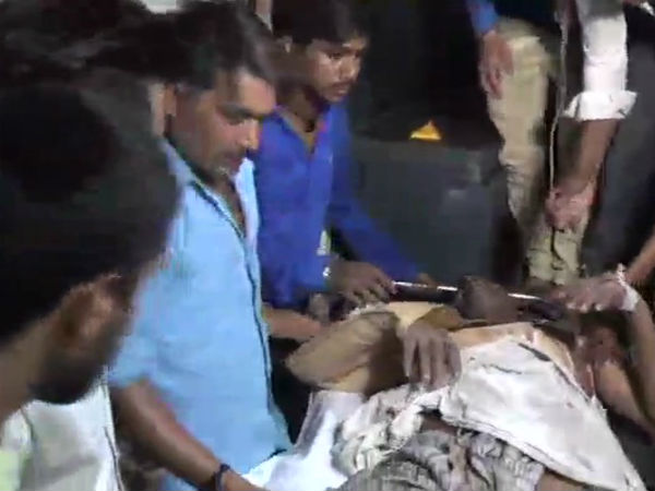 Dead 5 Severely Injured In A Cylinder Blast In Agra