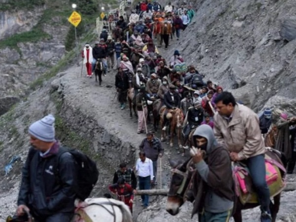 Evacuation Rescue Operations Were Launched Amarnath Pilgrims