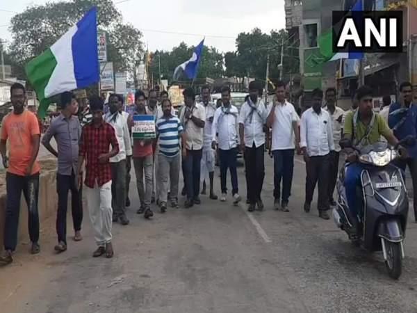Andhra Pradesh Bandh Today Ysr Congress Demands Special Status Live Updates