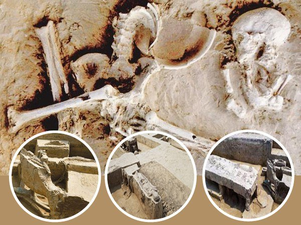 In Baghpat Asi Finds Royal Remains Are Linked Mahabharata Relics Could Belong 2000 1800 Bc