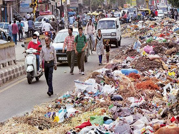 Issue Disposing Garbage Delhi Supreme Court Expresses Strong Displeasure Over Lg Office