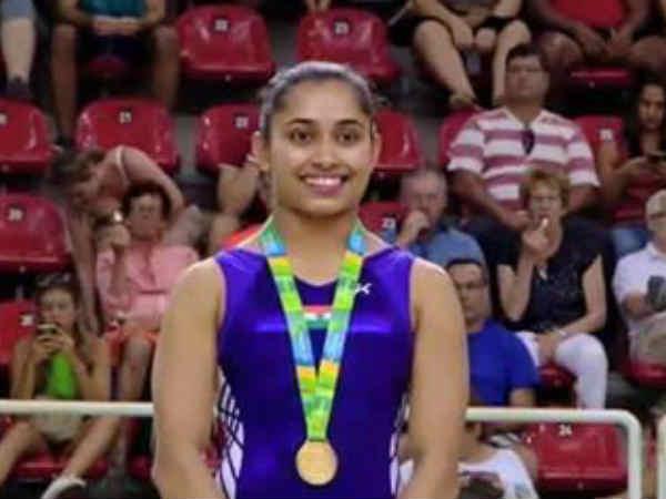 Dipa Karmakar Won Gold Gymnastic