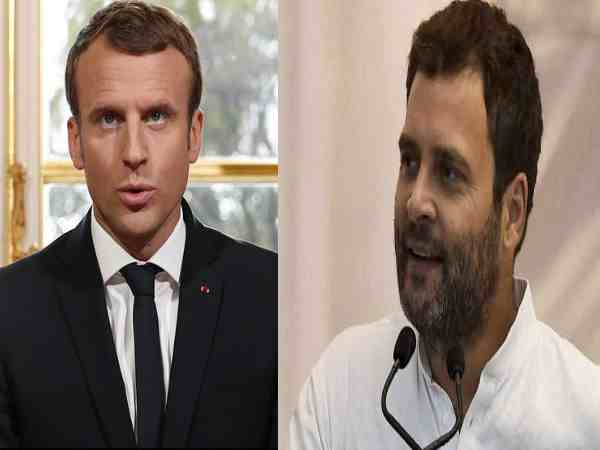 France On Rahul Gandhi S Claim Both Nations Binds Protect T